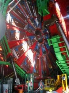 Detector del LHC